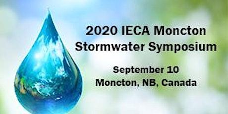IECA 2020 Moncton Stormwater Management Symposium  - Exhibitors and Sponsors tickets