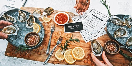 Oyster + Bubbly Happy Hour Downtown tickets