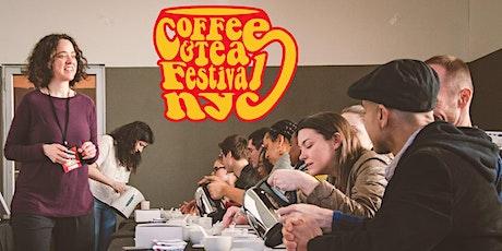 Coffee and Tea Festival NYC - Seminar Registration tickets