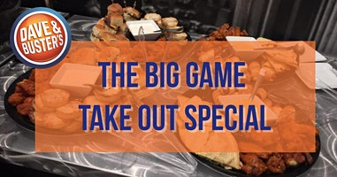 Va Beach: The Big Game Takeout Special