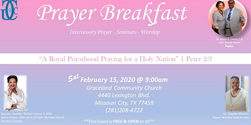 Prayer Breakfast & Conference