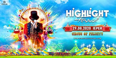Highlight Festival 2020 tickets