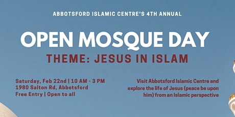Open Mosque Day - Abbotsford tickets