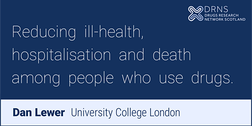 Reducing ill-health, hospitalisation & death among people who use drugs