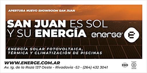 INAUGURACIÓN ENERGE SAN JUAN