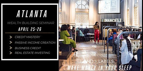 Land Over Labels Atlanta: 2 DAY EVENT tickets