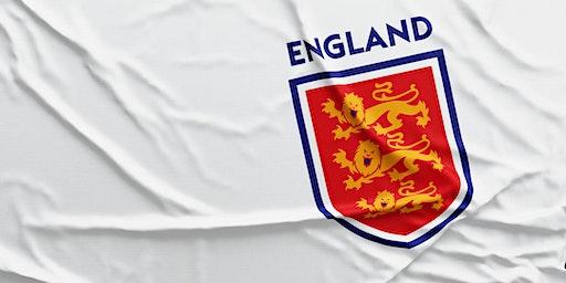 Official England Walking Football internationals