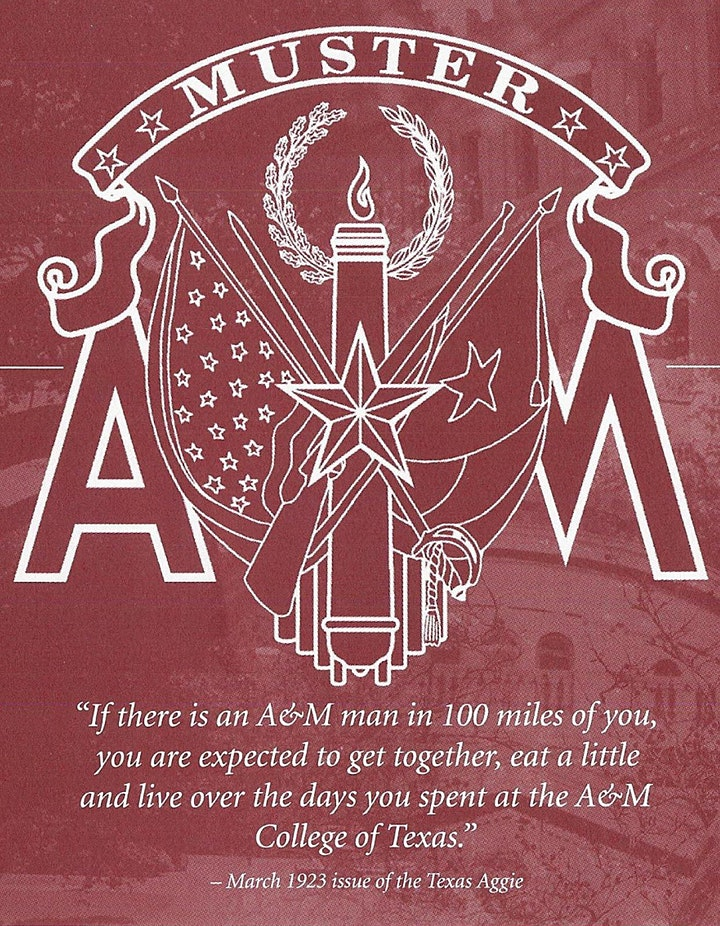 Katy A&M Club Aggie Muster 2021 image