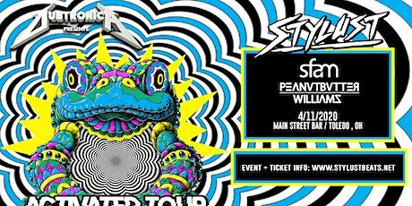 DubtronicA featuring  Stylust, Sfam, and Peanutbutter Williams tickets