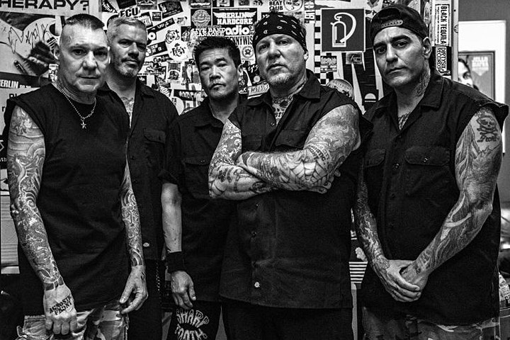 Agnostic Front x Sick Of It All image