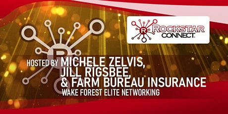 Free Wake Forest Elite Rockstar Connect Networking Event (February, near Raleigh) tickets