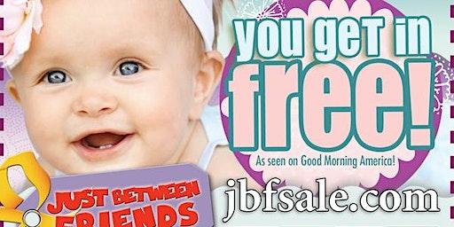 Free Admission Pass JBF Arvada