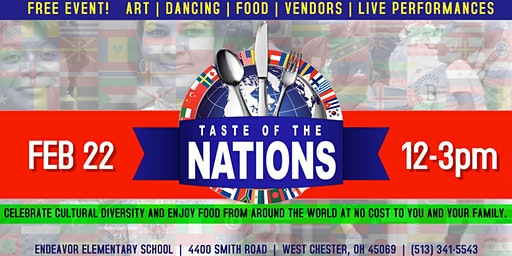 Taste of the Nations