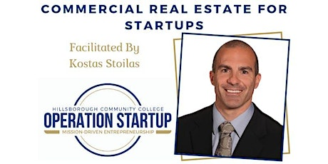 Commercial Real Estate for Startups tickets