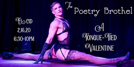 The Poetry Brothel ~ A Tongue-Tied Valentine  tickets