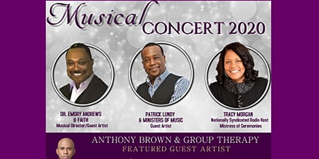 NBC 2020 GOSPEL CONCERT tickets