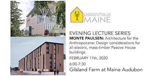 Evening Lecture: Monte Paulsen