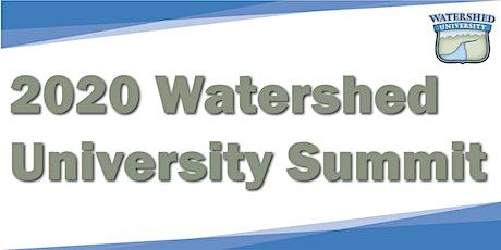 2020 Watershed University Summit tickets