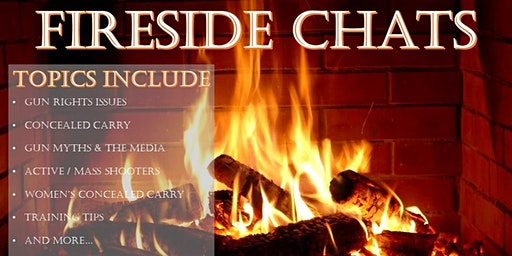 Fireside Chat (Concealed Carry & Legal Issues)