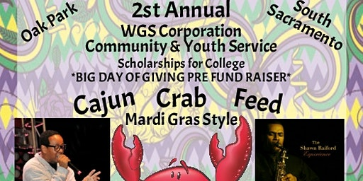 Cajun Crab Feed