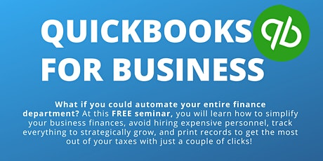 QuickBooks for Business tickets