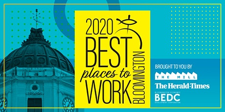 Best Places to Work Bloomington 2020 Awards Reception tickets