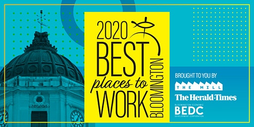 Best Places to Work Bloomington 2020 Awards Reception