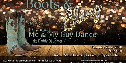 2020 Boots and Bling Me & My Guy Dance