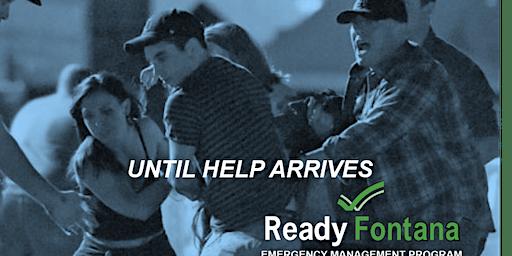 Until Help Arrives : A Free Emergency Preparedness Training