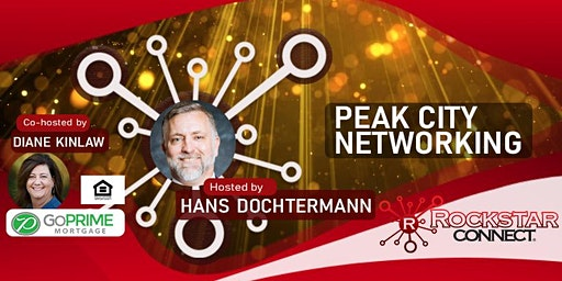 Free Peak City Rockstar Connect Networking Event (January, Apex NC)