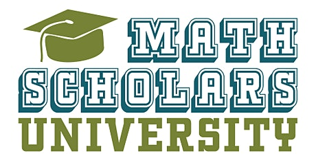 Math Scholars' University 2020 tickets