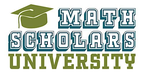 Math Scholars' University 2020