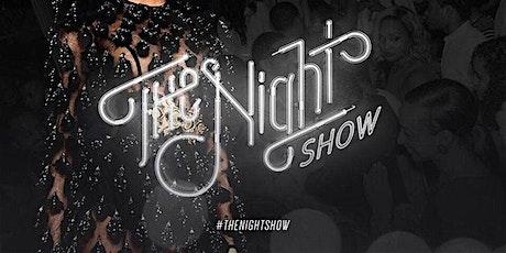 The Night Show at Ozio Saturdays tickets