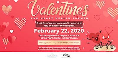 "Community Bike Ride ""Valentines themed"""