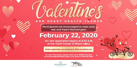 "Community Bike Ride ""Valentines themed"" tickets"