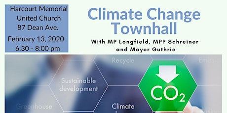 Climate Change Town Hall tickets