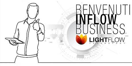 INFLOW BUSINESS SASSARI 31-01-2020 biglietti