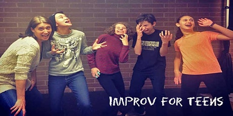 Improv Class Ages 12+ : Dynamic YouthProv! 8 Weeks SPRING tickets
