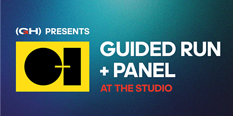 Greenhouse Presents: O-1 Guided Run + Panel at adidas Studio tickets
