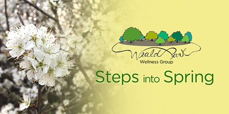 Steps into Spring tickets