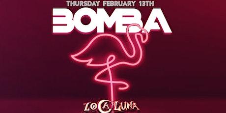 Bomba - Latin Dance Party FEBRUARY tickets
