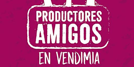 Feria de Vinos de Productores Amigos en Vendimia