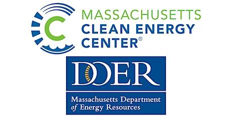 DOER/MassCEC Offshore Wind Transmission Technical Conference tickets