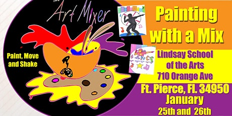 Art Mixer- Painting with a Mix tickets