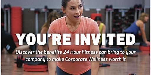 24 Hour Fitness Sienna Plantation - VIP Sneak Peek