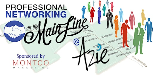 Professional Networking on the Main Line Live