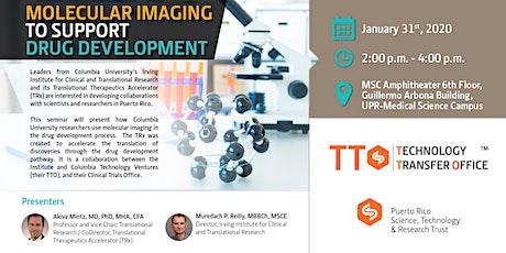 Molecular Imaging to Support Drug Development tickets