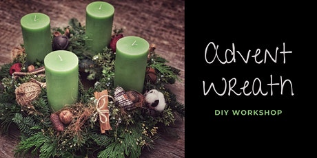Advent Wreath Workshop tickets