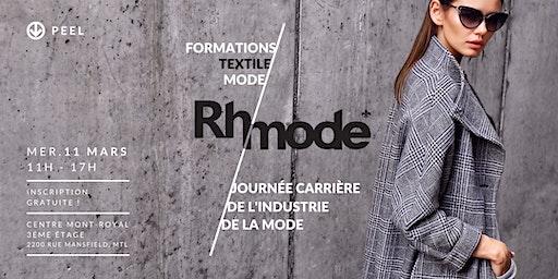 RH MODE - Journée Carrière I Career Fair
