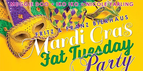 Mardi Gras Fat Tuesday Party tickets
